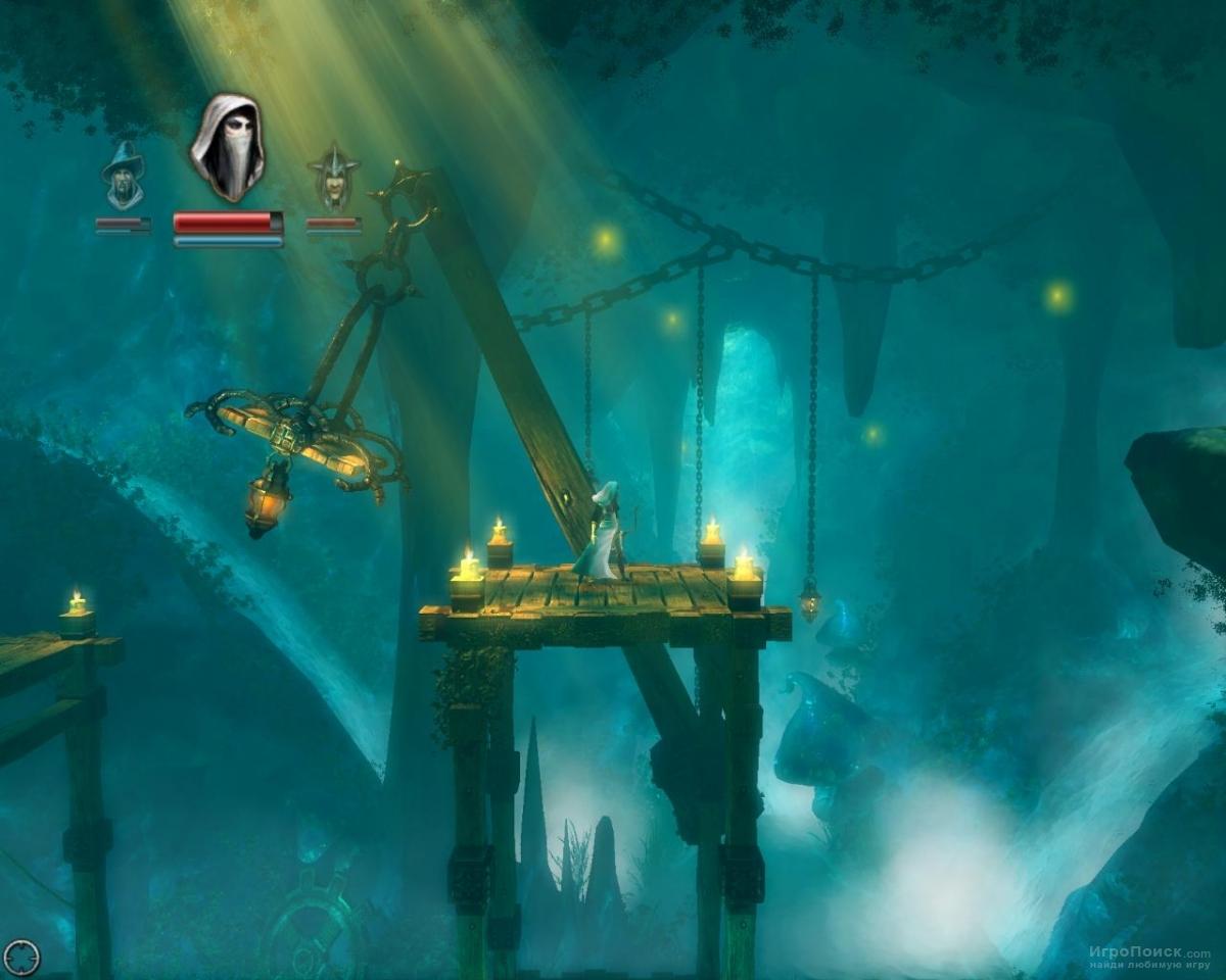 Скриншот к игре Trine