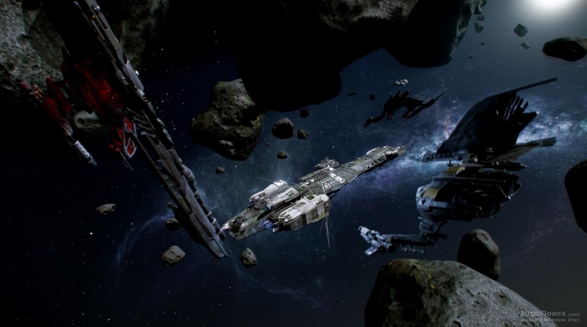 Скриншот к игре Star Citizen