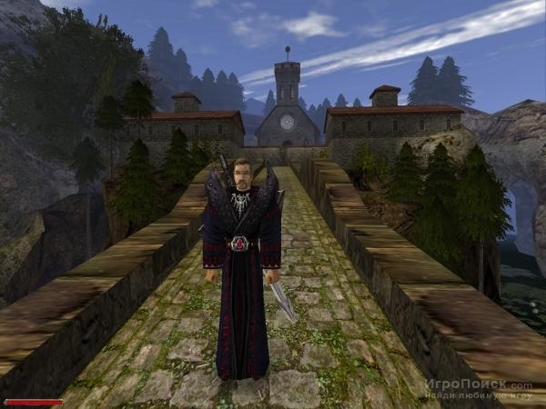 Скриншот к игре Gothic 2: Night of the Raven