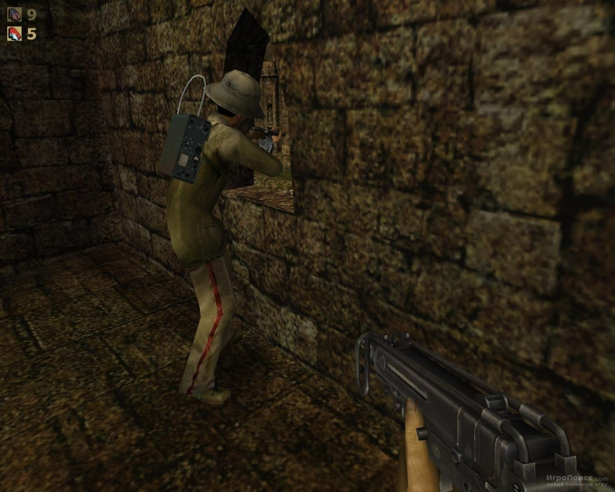 Скриншот к игре Vietcong