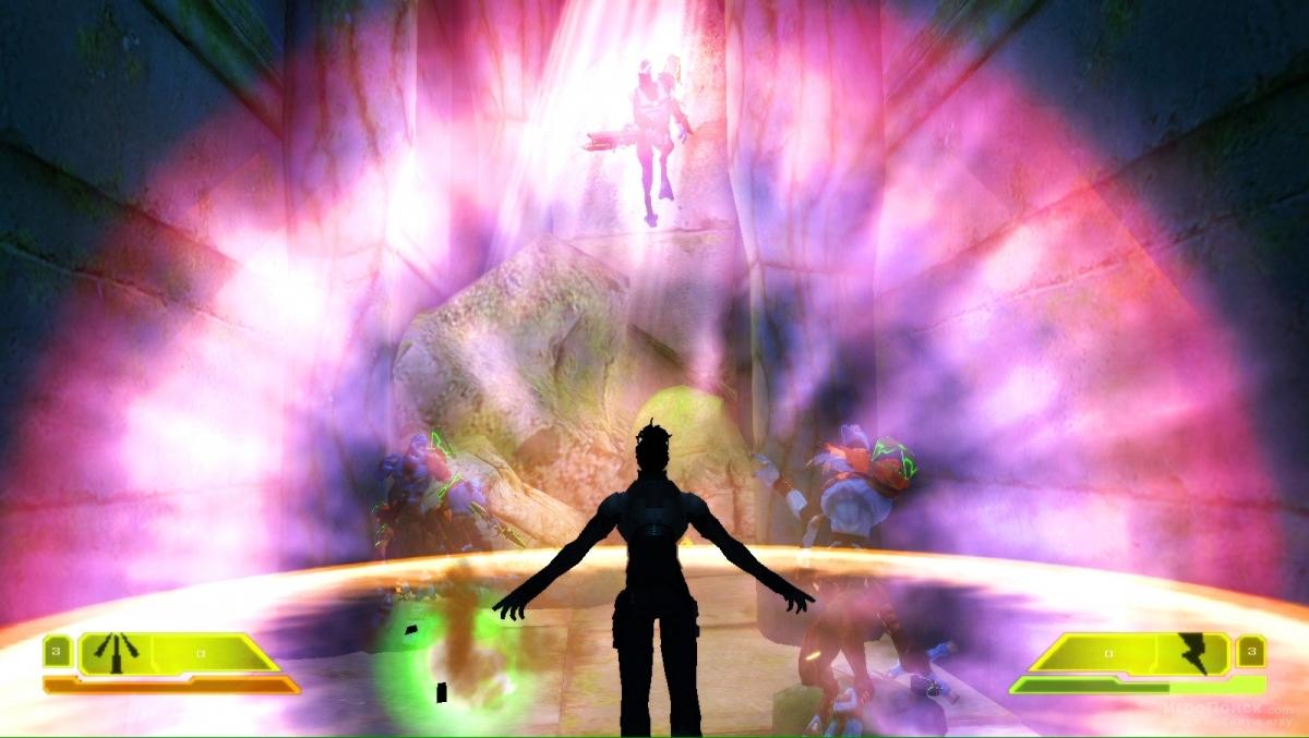 Скриншот к игре Advent Rising