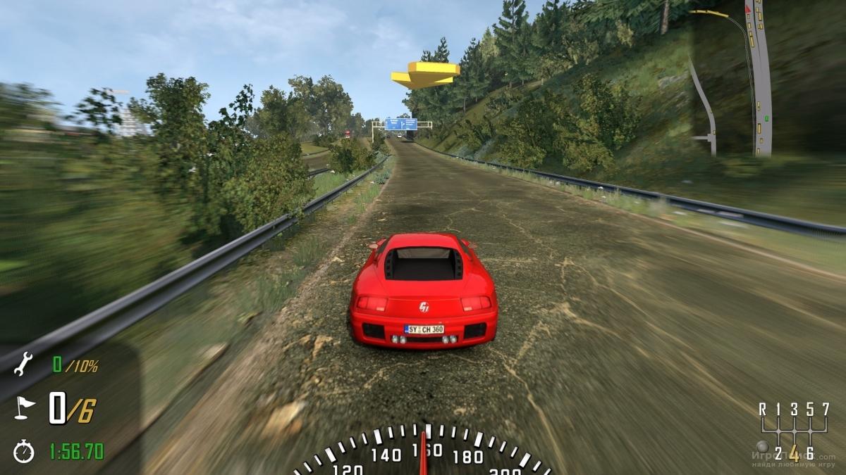 Скриншот к игре Alarm for Cobra 11: Crash Time