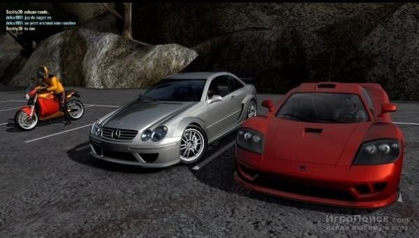 Скриншот к игре Test Drive Unlimited