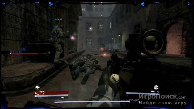 Скриншот к игре Blacklight Tango Down