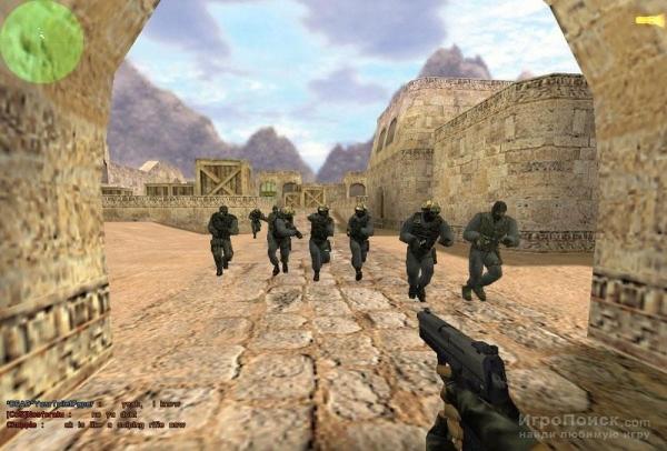 Скриншот к игре Counter-Strike