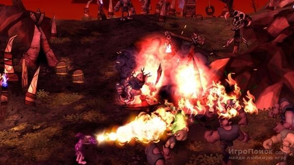 Скриншот к игре DeathSpank