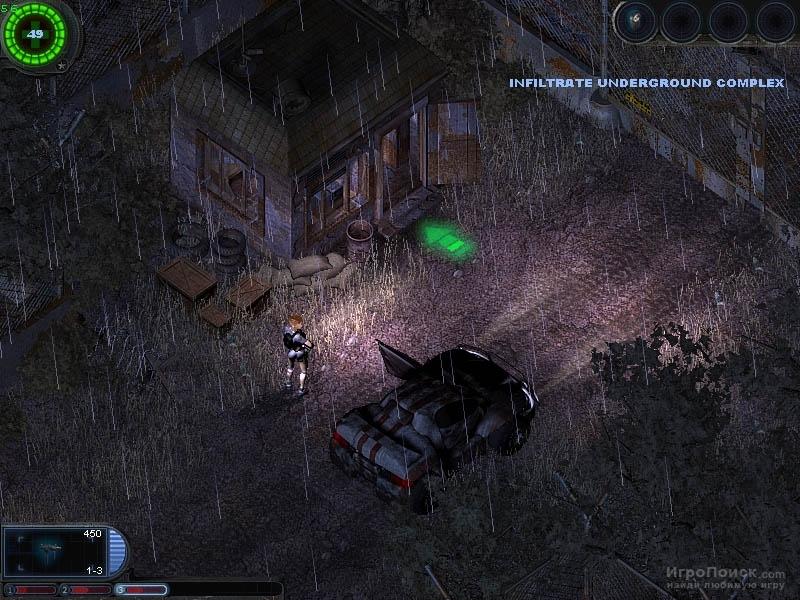 Скриншот к игре Alien Shooter 2