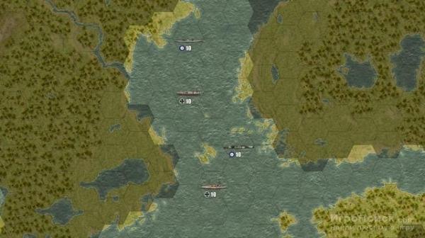 Скриншот к игре Commander: The Great War