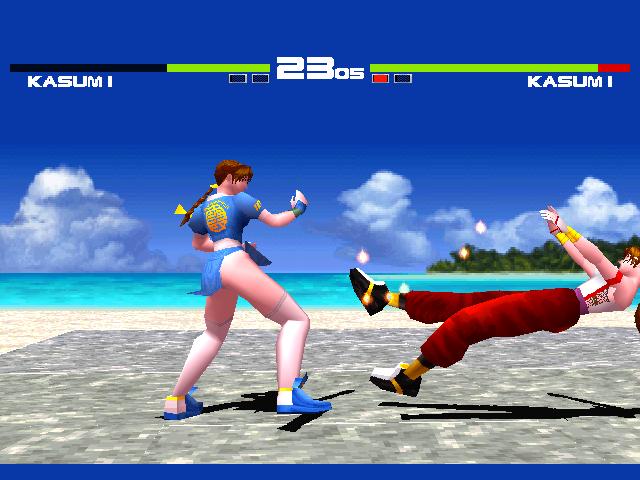 Скриншот к игре Dead or Alive