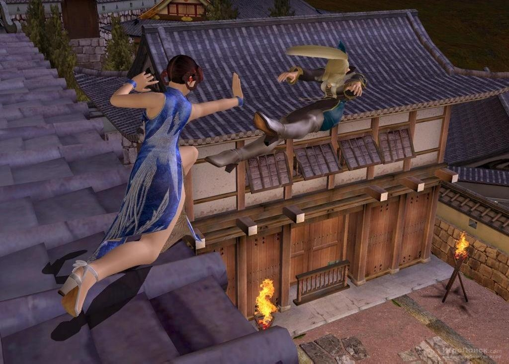 Скриншот к игре Dead or Alive 3