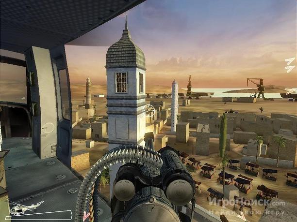 Скриншот к игре Terrorist Takedown 3