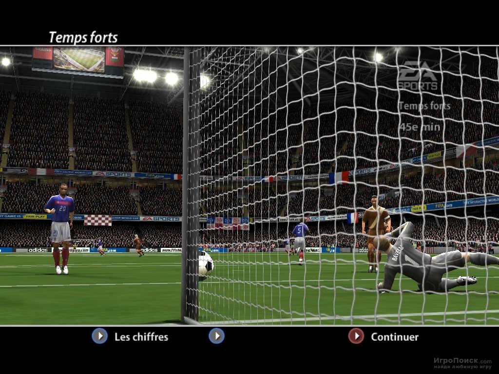 Скриншот к игре FIFA 06