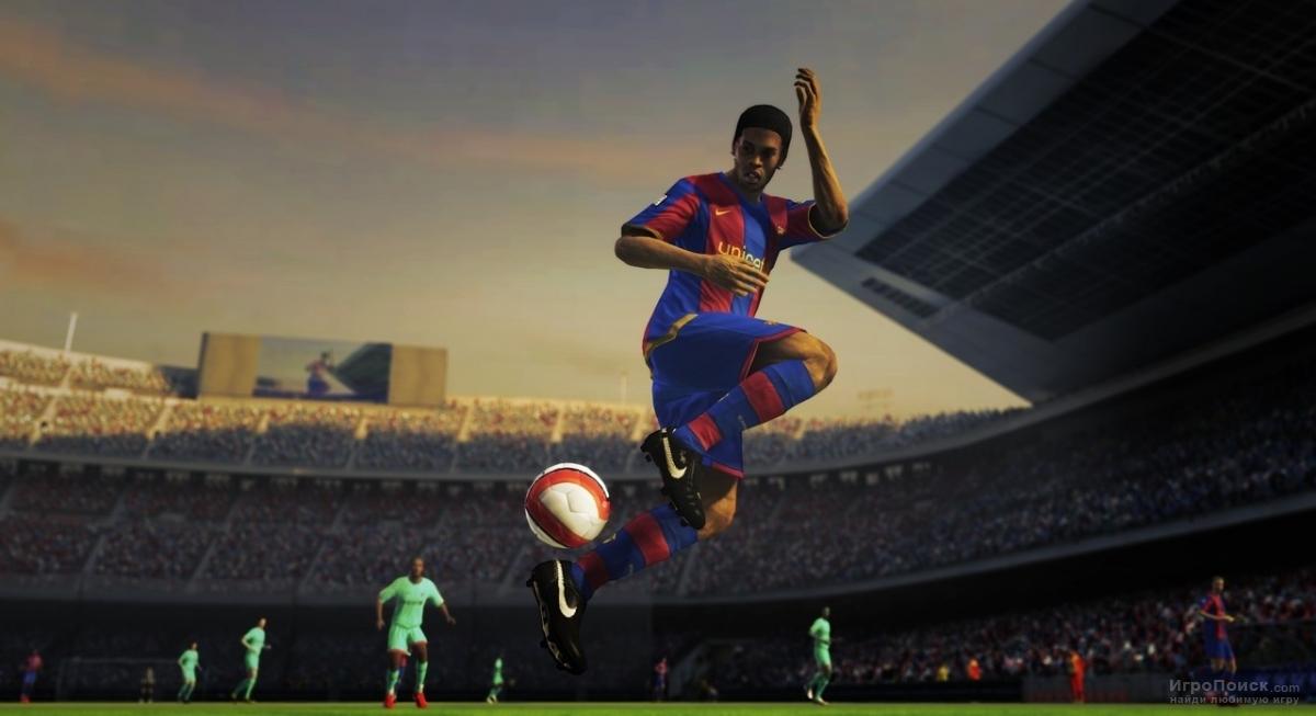 Скриншот к игре FIFA 09