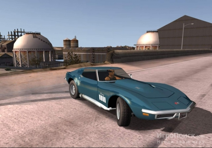 Скриншот к игре L.A.Rush