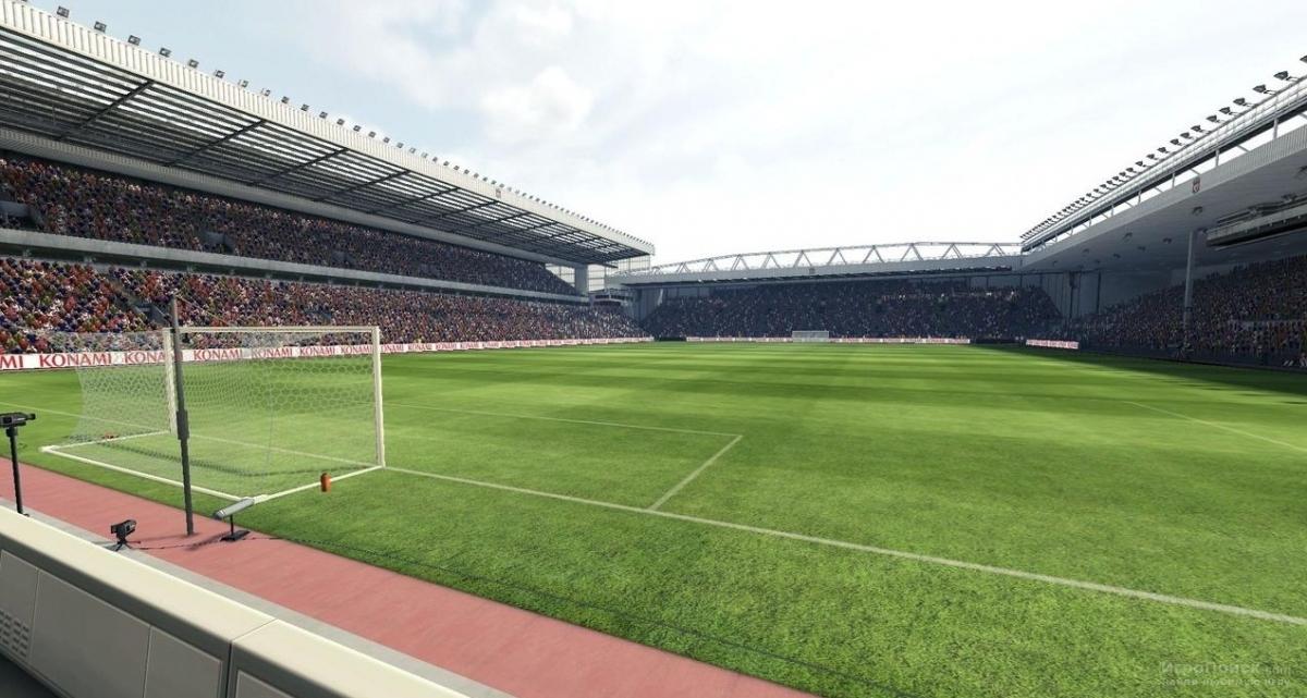 Скриншот к игре Pro Evolution Soccer 2010