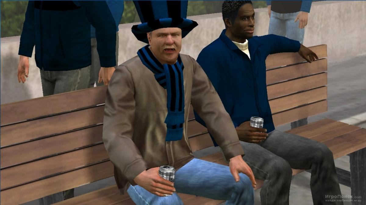 Скриншот к игре Pro Evolution Soccer 2008