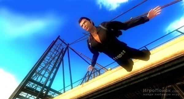 Скриншот к игре Just Cause