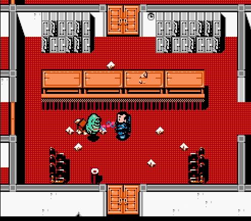 Скриншот к игре New Ghostbusters II