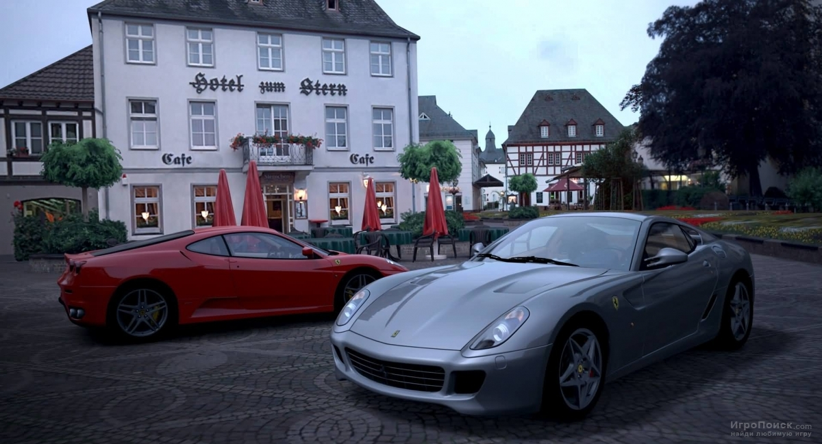 Скриншот к игре Gran Turismo 5