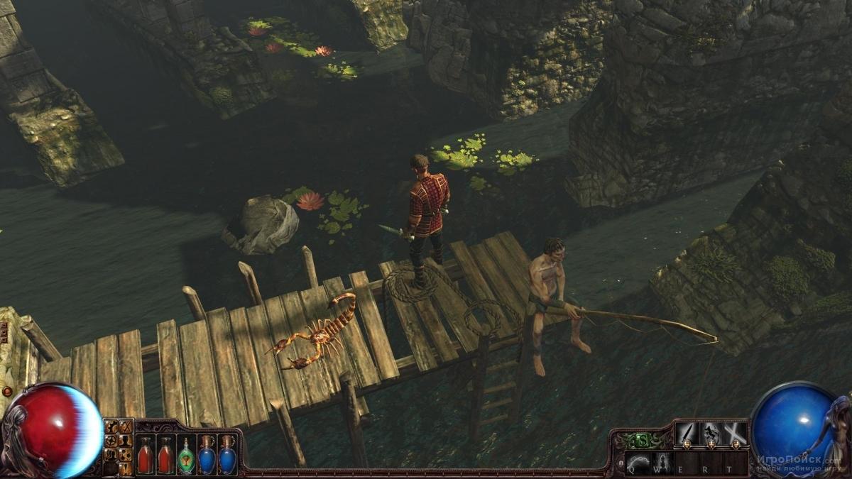 Скриншот к игре Path of Exile