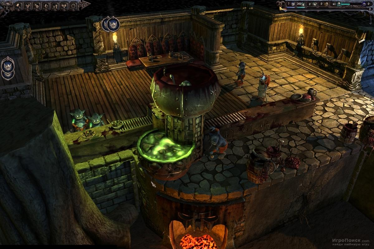 Скриншот к игре Impire