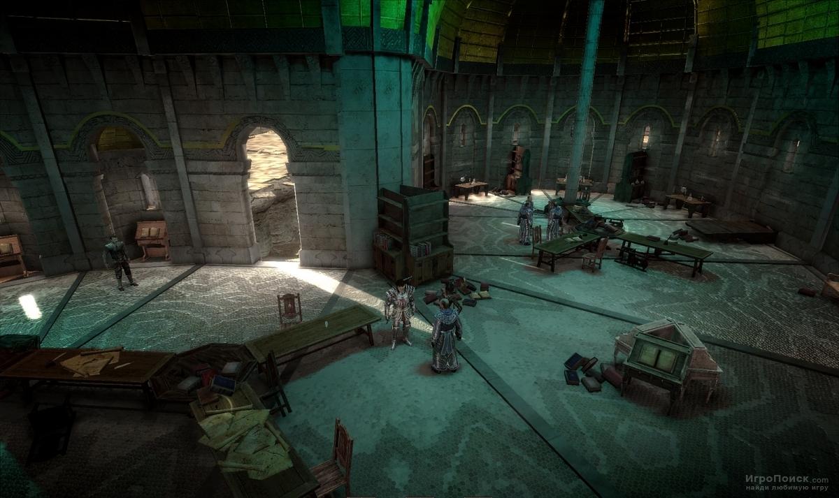 Скриншот к игре Arcania: Fall of Setarrif