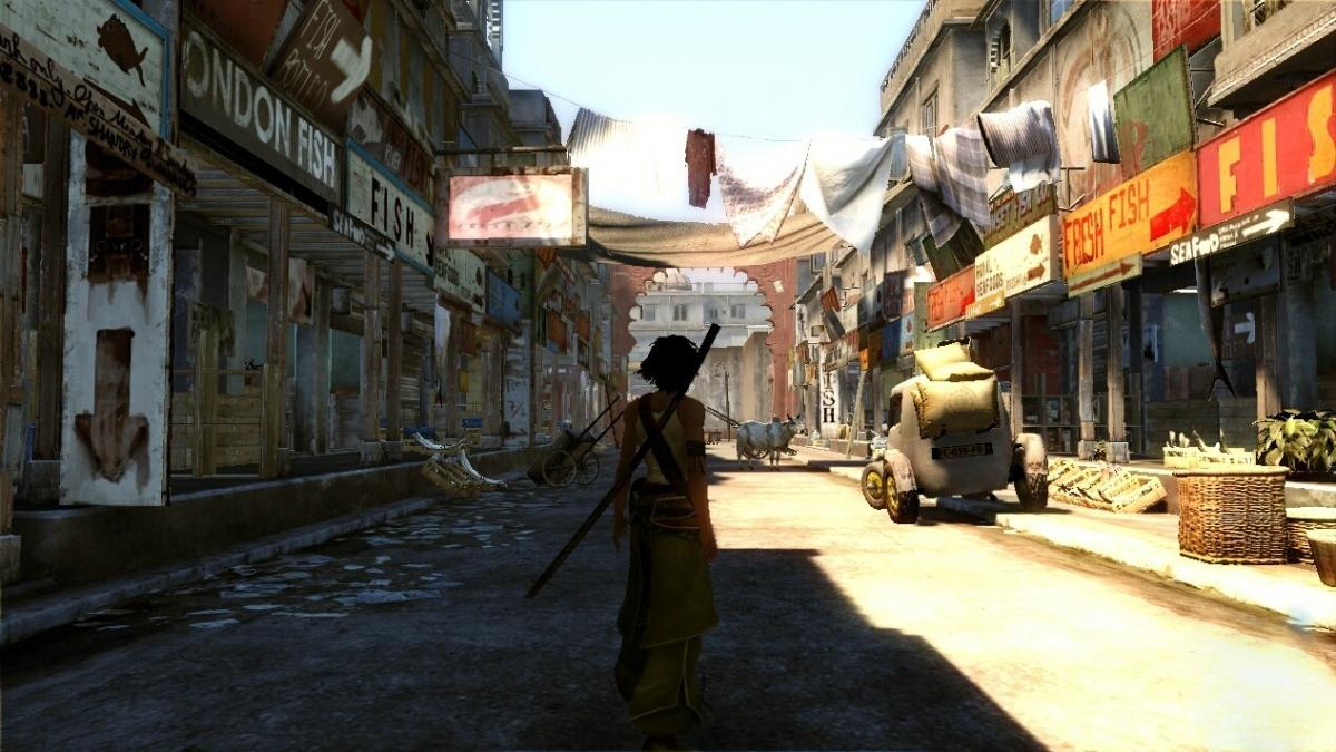 Скриншот к игре Beyond Good and Evil 2