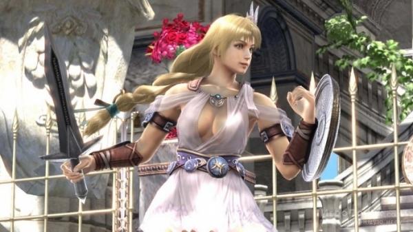 Скриншот к игре Soul Calibur IV