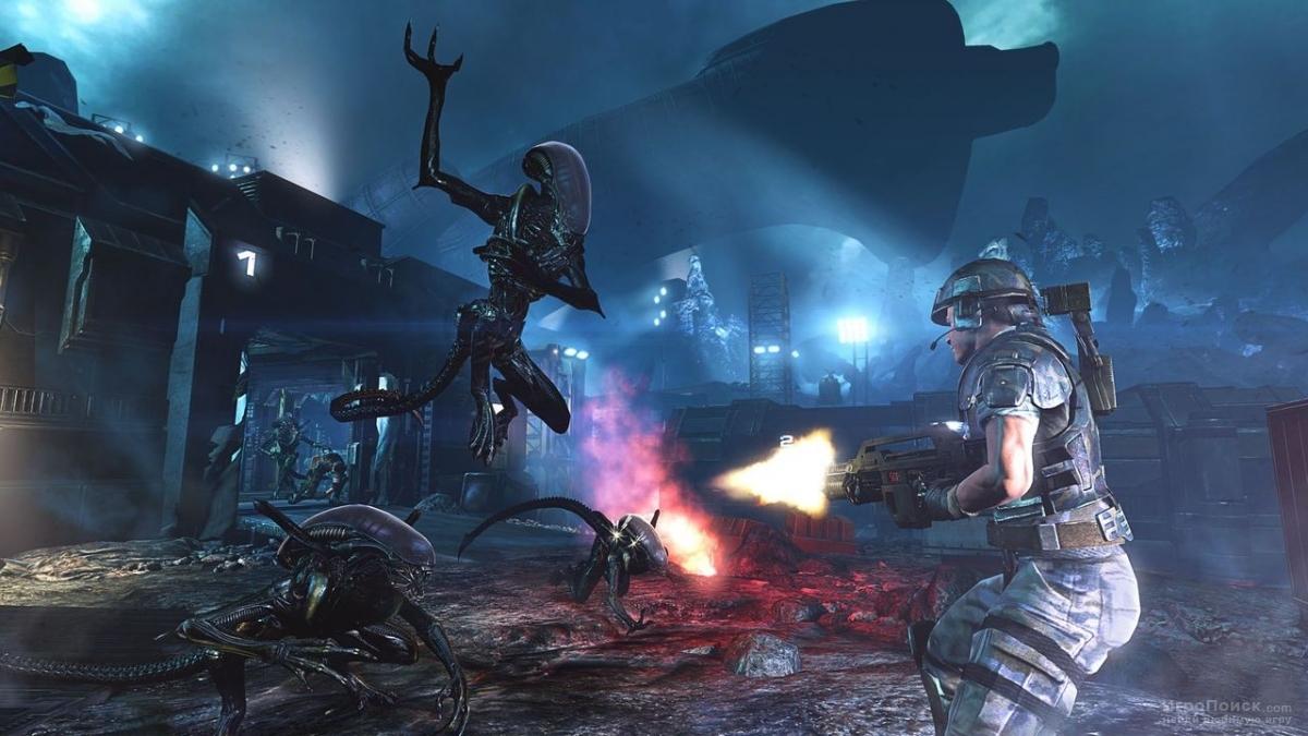 SEGA отменила Aliens: Colonial Marines для Wii U
