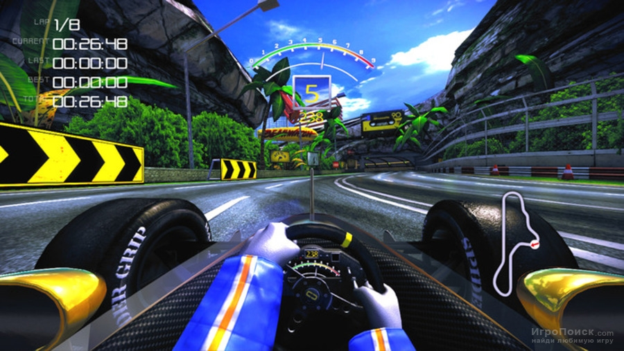 Скриншот к игре '90s Super GP