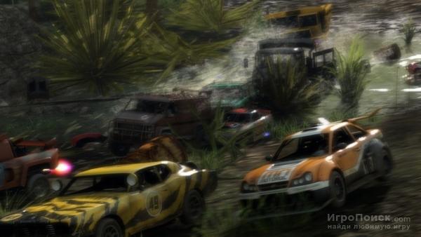 Скриншот к игре MotorStorm: Pacific Rift
