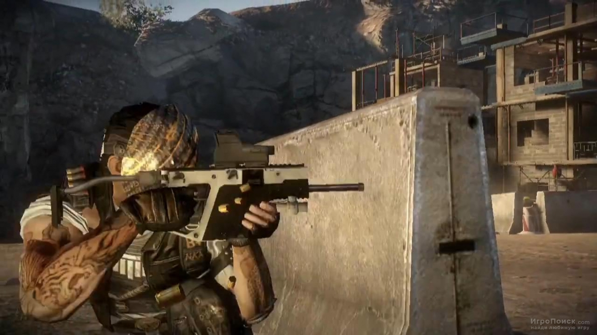 Скриншот к игре Army Of Two: The Devil's Cartel