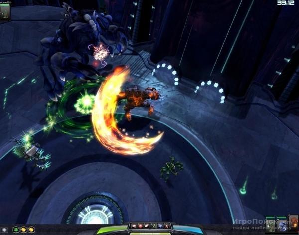 Скриншот к игре Darkspore