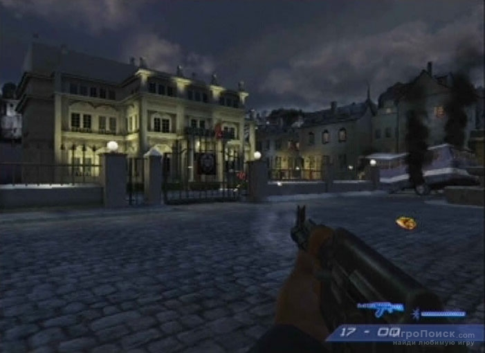 Скриншот к игре 007: Agent Under Fire