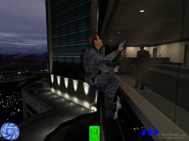 Скриншот к игре James Bond 007: NightFire