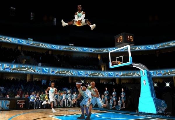 Скриншот к игре NBA Jam