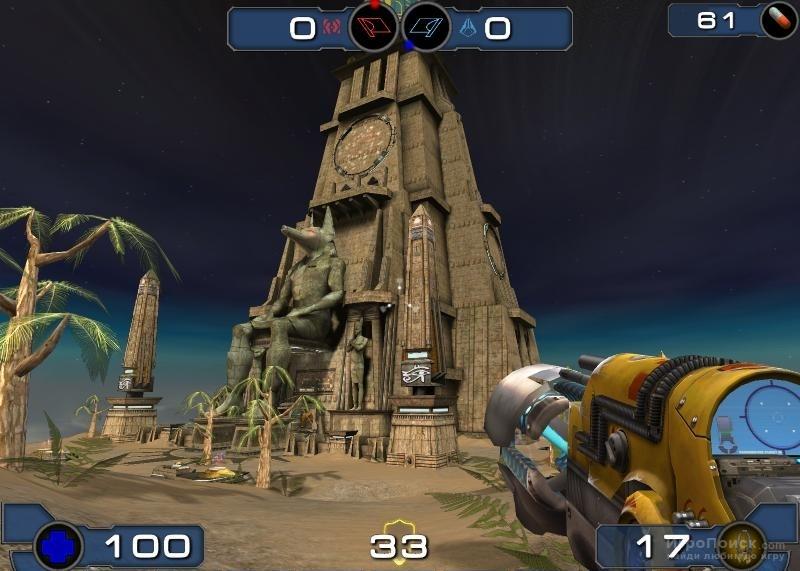 Скриншот к игре Unreal Tournament 2003
