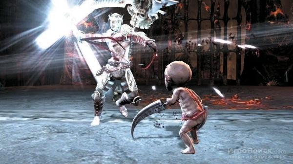 Скриншот к игре Dante's Inferno