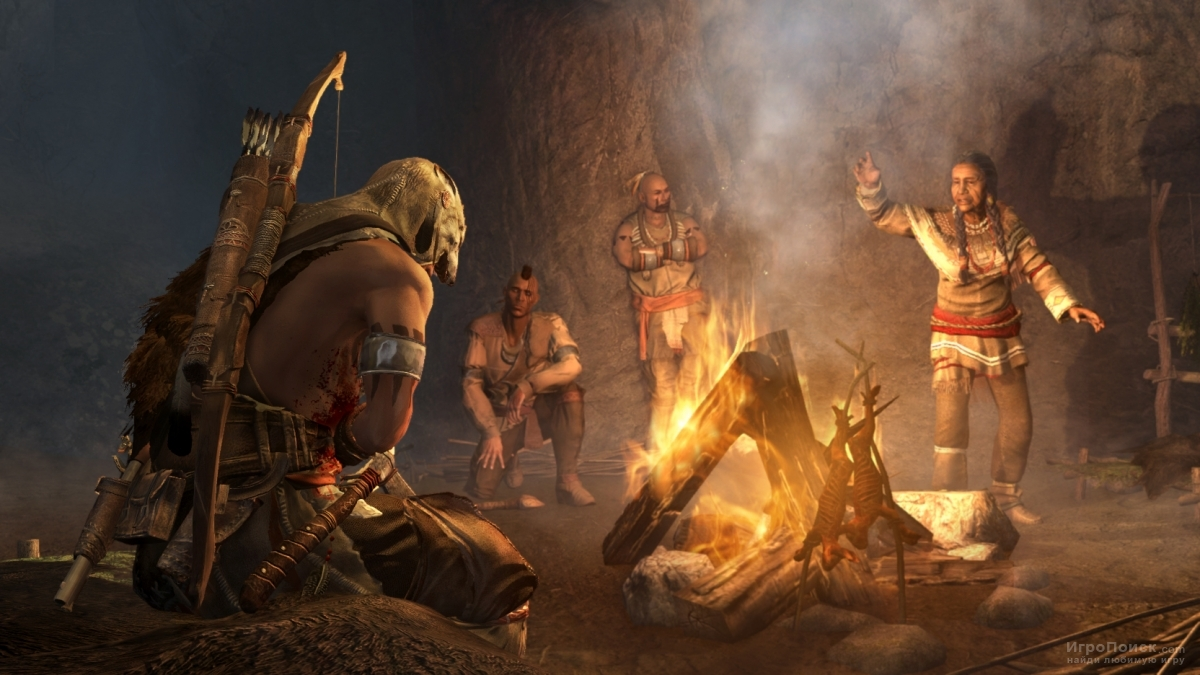 Скриншот к игре Assassin's Creed III: The Tyranny of King Washington