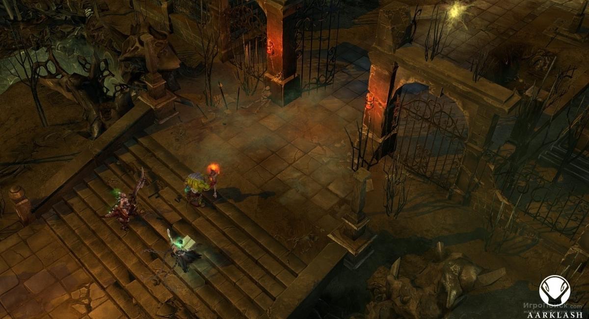 Скриншот к игре Aarklash: Legacy