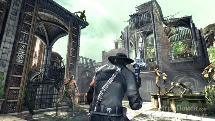 Скриншот к игре Damnation