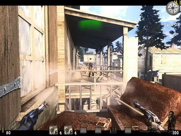Скриншот к игре Call of Juarez