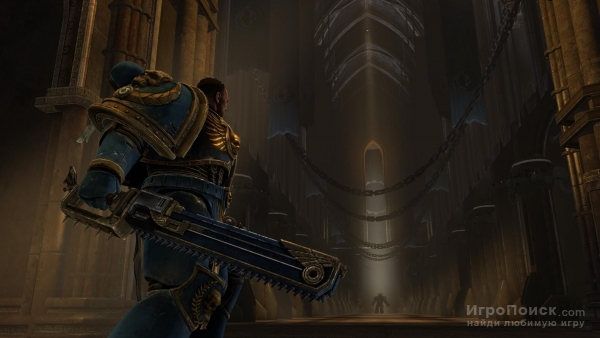 Скриншот к игре Warhammer 40000: Dark Millennium Online