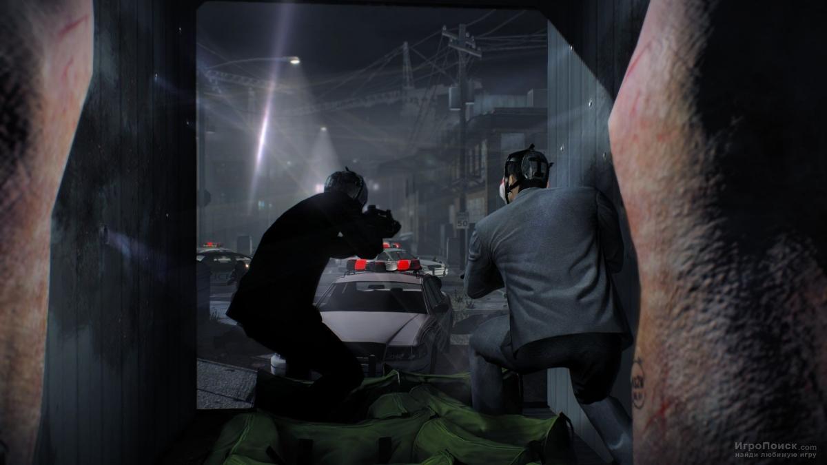 Скриншот к игре Payday 2