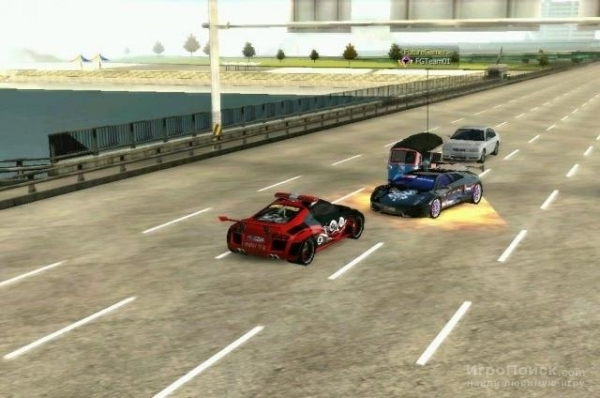 Скриншот к игре RayCity