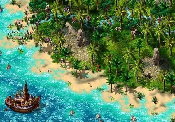 Скриншот к игре The Settlers IV
