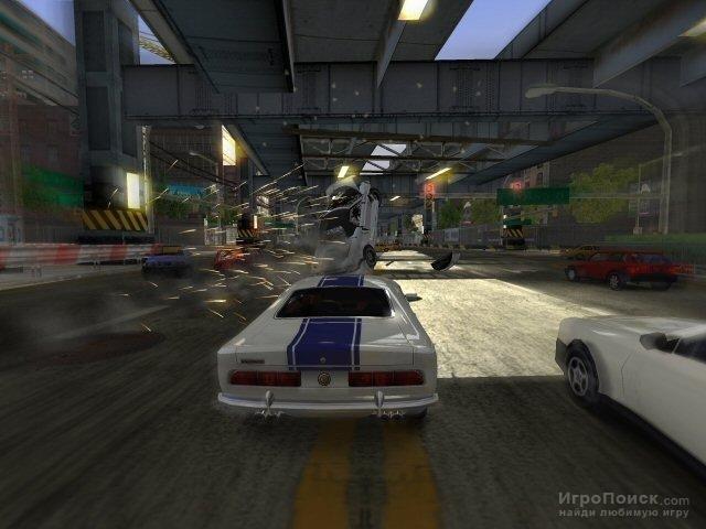 Скриншот к игре Burnout 3: Takedown