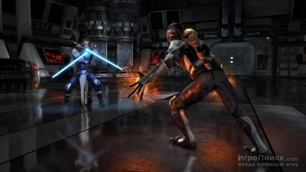 Скриншот к игре Star Wars: The Force Unleashed 2