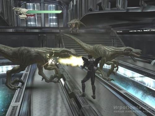 Скриншот к игре Dino Crisis 3