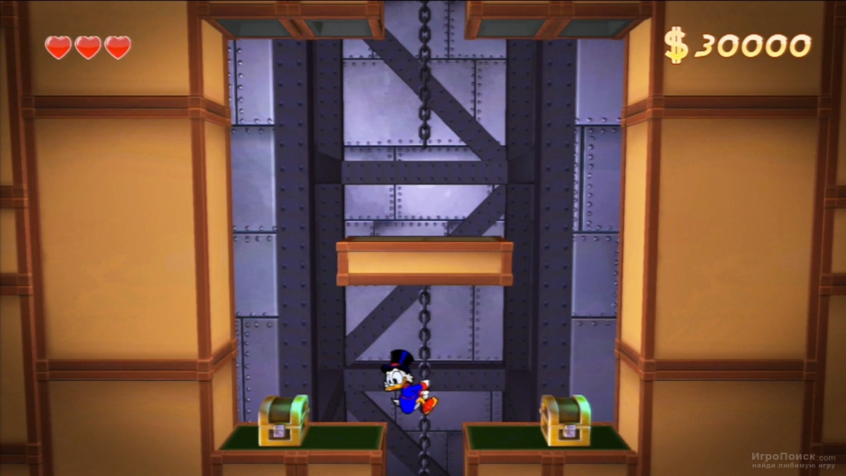 Скриншот к игре Disney DuckTales: Remastered